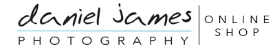 daniel james photography online shop logo