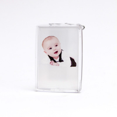 custom photo magnet