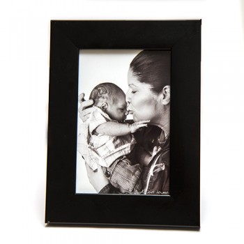 black 6x4 picture photo frame