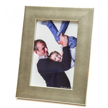 silver 6x4 picture photo frame